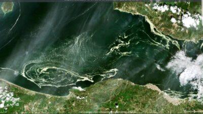 Bursa'nın kabusu oldu! İşte uydu görüntüsü…