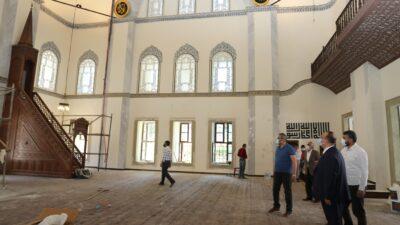 Bursa Valisi müjdeyi verdi! 600 yıllık tarihi yapı…
