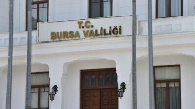 Bursa Valiliği'nden flaş karar! '17 Mayıs -01 Haziran tarihleri arasında…'