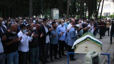 Bursa'da ölen paraşütçü gözyaşlarıyla uğurlandı