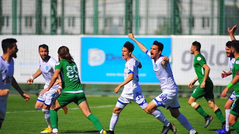 3.Lig'deki Bursa ekibi kiminle eşleşti?