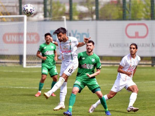 3.Lig'deki Bursa ekibi şokta! Şampiyonluk bir golle kaçtı…