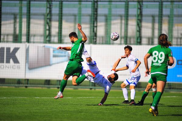 3.Lig'de nefes kesen play-off maçı! Bursa ekibi fırsatı kaçırdı mı?