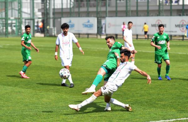 Bursa ekibinin 2.Lig için bir şansı daha var!