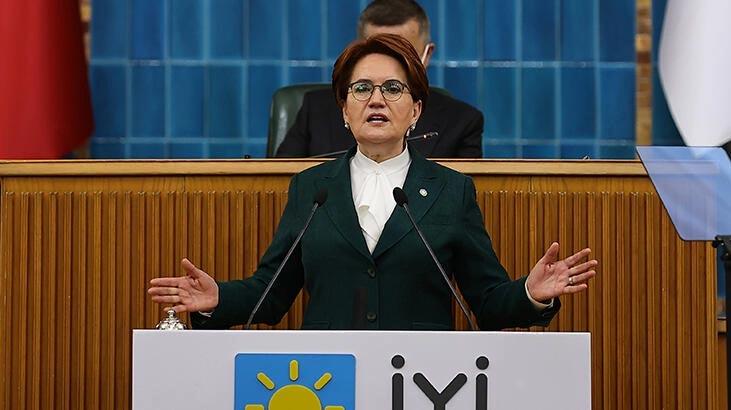 Meral Akşener'in Cumhurbaşkanı Erdoğan açıklamalarına AK Parti'den peş peşe tepkiler