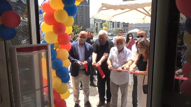 23 Nisan Mahallesi'ne 3.Özhan Mağazası açıldı