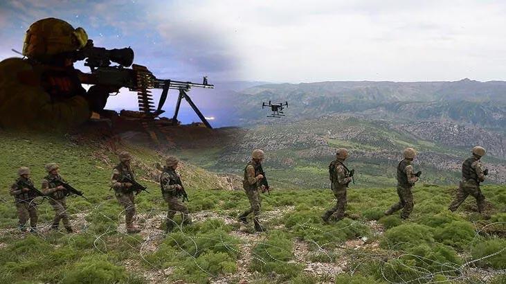 Nokta operasyonlar sonrası Kandil'den teröristlere 'susun' talimatı