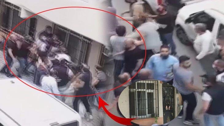 Taciz iddiası mahalleliyi sokağa döktü! Evi basıp, yakmaya kalktılar