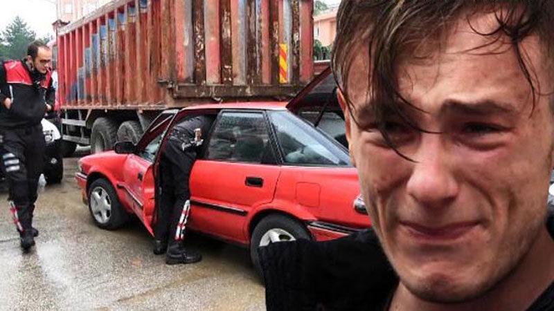 Bursa'da nefes kesen kovalamaca! 'Ehliyetim yoktu' dedi ağladı