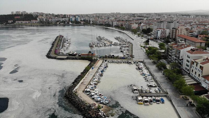 Uzman isimden açıklama! Marmara Denizi komada…