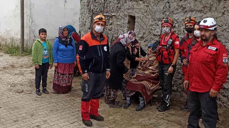 Bursa'da kaybolan zihinsel engelli kadın bulundu