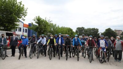 İnegöl Belediyesi'nden Dünya Bisiklet Günü'ne özel etkinlik
