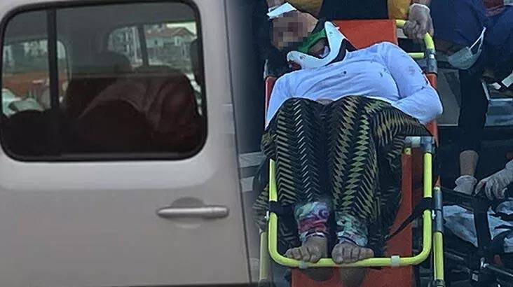 Eltisini sopayla döven kadın serbest bırakıldı