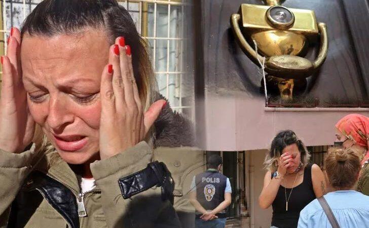 Genç kadına üçüncü şok! Kapısına asıldı, görünce neye uğradığını şaşırdı