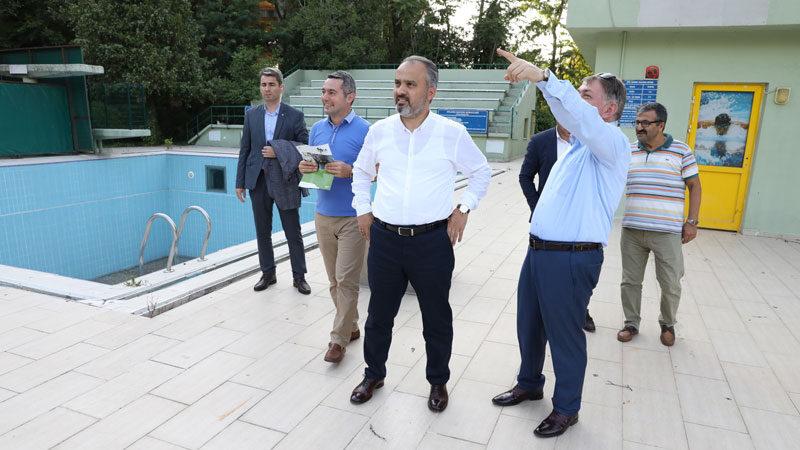 Bursa'nın önemli değerlerinden biri! Büyükşehir devrede…