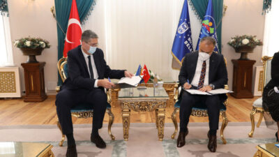 Bursa ile Bosna arasındaki muhabbet pekişiyor