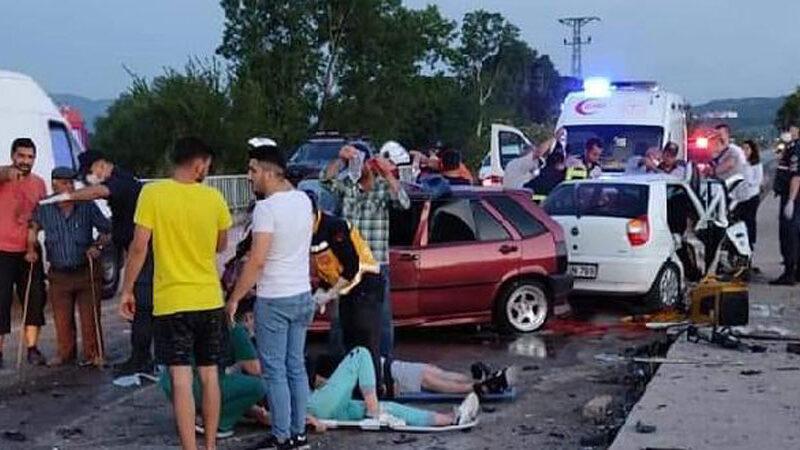 Kahreden haber! Kazada ölen çift Bursa'dan gitmiş