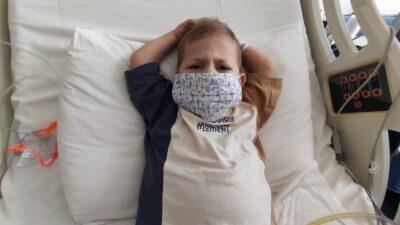Bursa'da 6 aylık bebeğin böbrekleri 6 yaşındaki çocuğa nakledildi