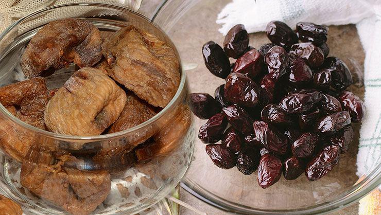 Her gün 7 zeytin 1 kuru incir yerseniz…