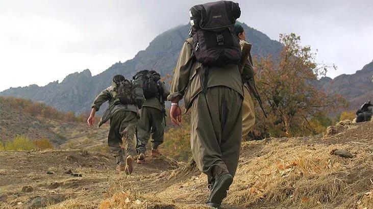 Terör örgütü PKK, Duhok'ta bir evi ateşe verdi!