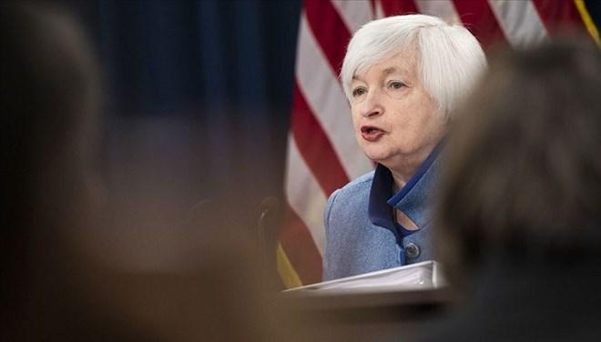 ABD Hazine Bakanı Yellen'dan faiz mesajı