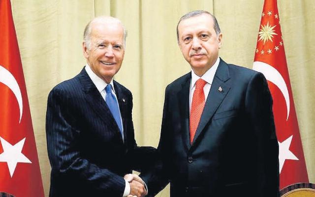 Erdoğan-Biden görüşmesi Washington'da masaya yatırıldı!