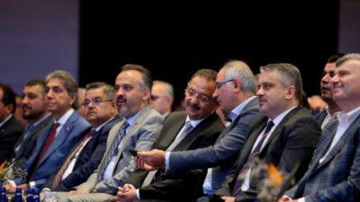 Siyasetin Bursa buluşması!