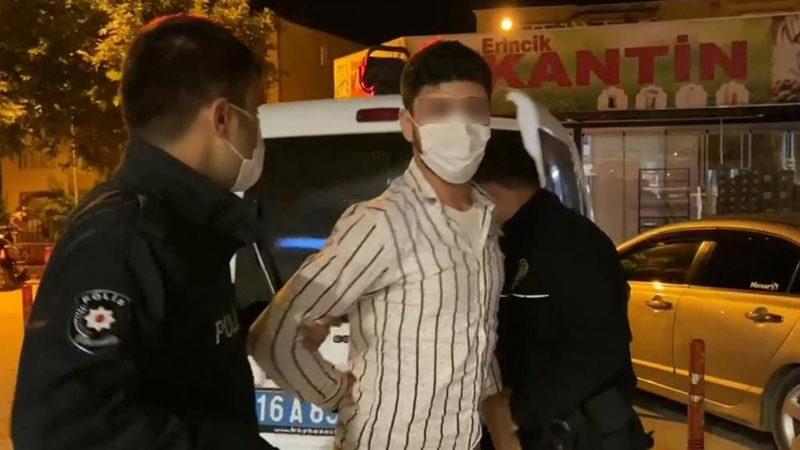 Yer: Bursa… Sahte polis, gerçek polise yakalandı