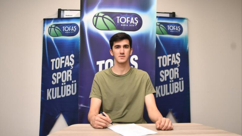 Milli oyuncudan Bursa ekibine 5 yıllık imza