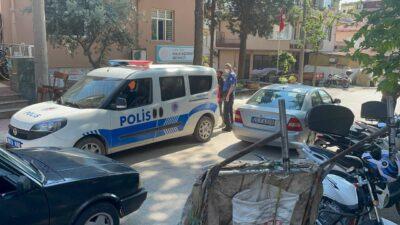 Bursa'da biber gazlı kavga hastanelik etti