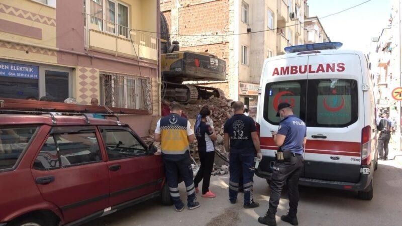 Bursa'da korkunç son! Feci şekilde can verdi