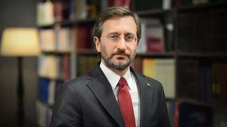 Fahrettin Altun'dan flaş açıklama: Ulusal bir güvenlik sorunu olarak görülmeli