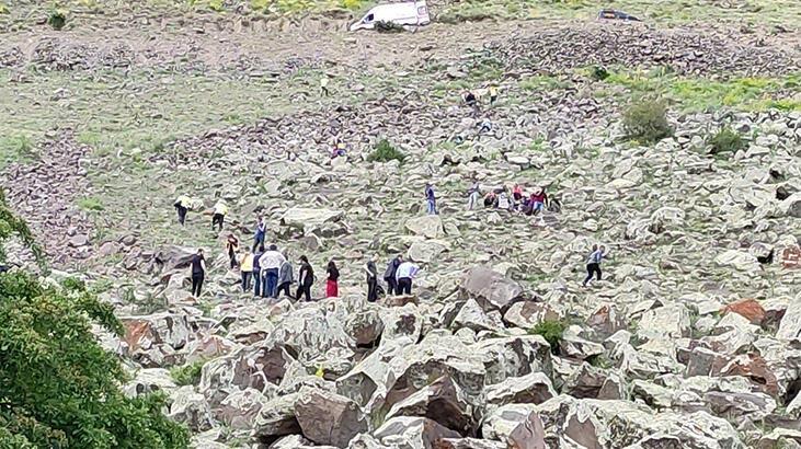 Kahreden kaza! Bir şehit, üç kişi hayatını kaybetti