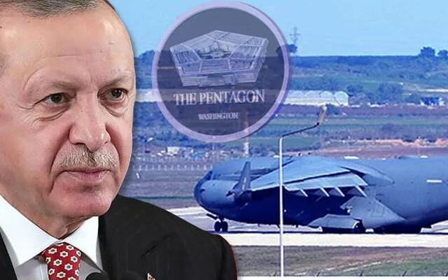 Pentagon'dan flaş açıklama:Cumhurbaşkanı Erdoğan'ın kararına saygı duyuyoruz