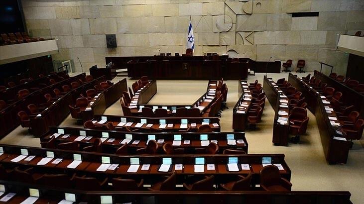 İsrail'de siyasi deprem