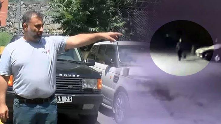 Vahşet kamerada! Zehirli ok ile vurarak öldürdü