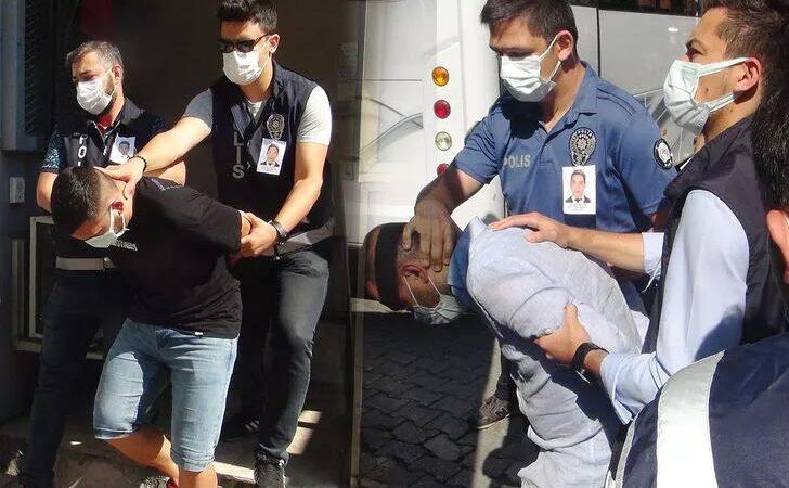 Polis memurunu şehit etmişlerdi! Katillerin sevkinde dikkat çeken detay