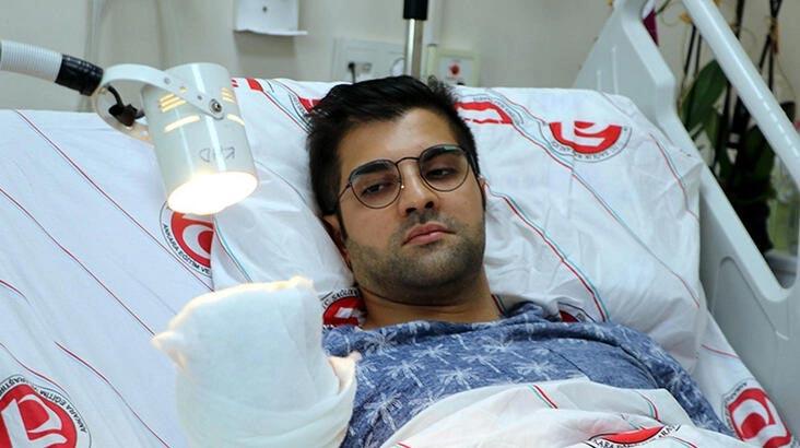 Hastası tarafından bıçaklanan doktor: 1 santim ile felç olmaktan kurtuldum