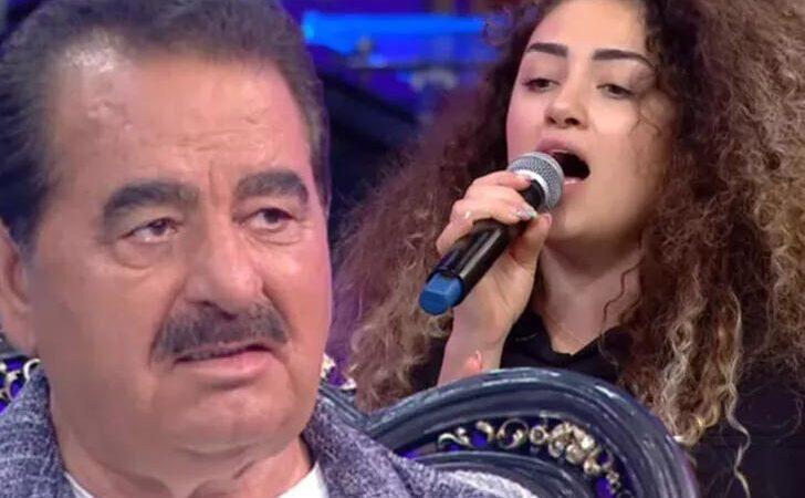 Babasının şarkısını söyleyince duygusal anlar yaşandı