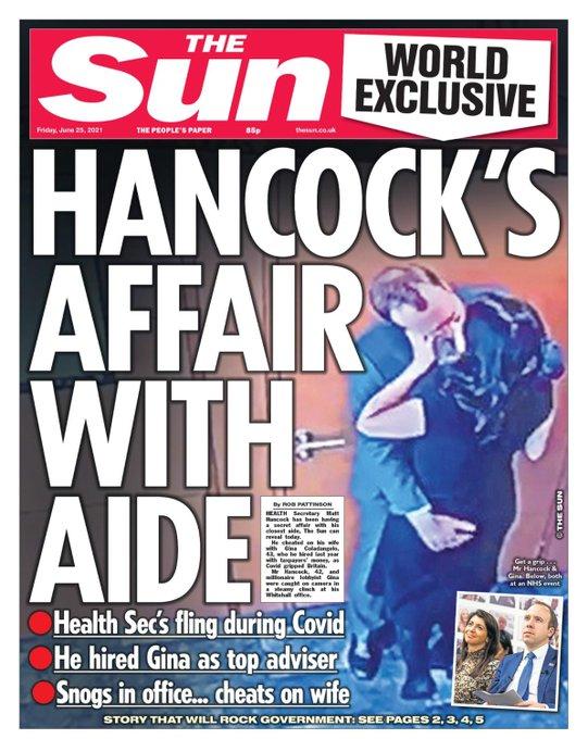 İngiltere'de skandal! Danışmanıyla aldatırken yakalandı…