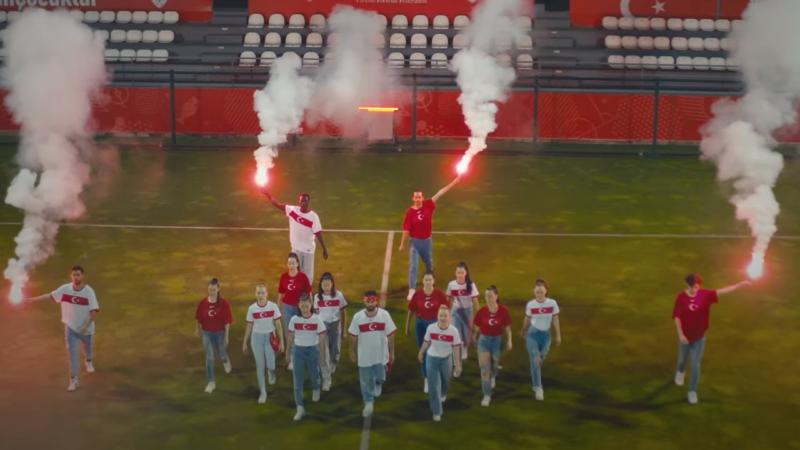 EURO 2020 şarkımız yayına girdi! Sürpriz isimler var izleyin…