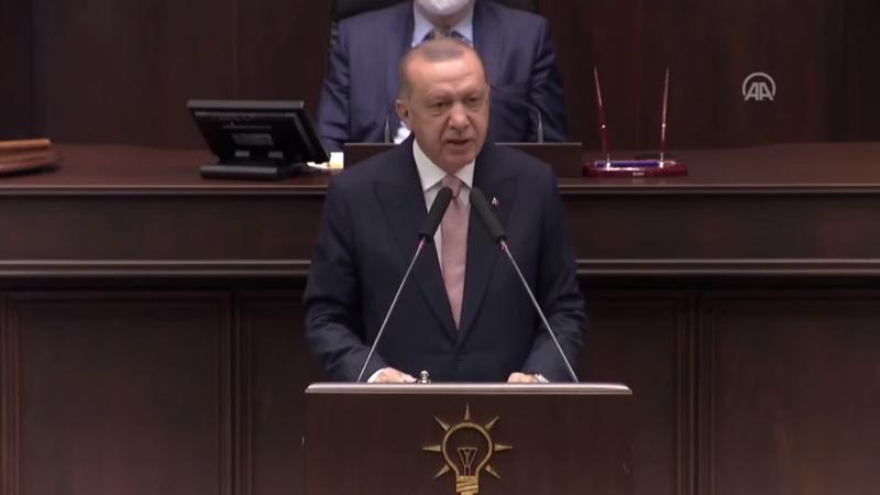 Cumhurbaşkanı Erdoğan'dan sert tepki; 'Tepeden tırnağa hepsi yalan'