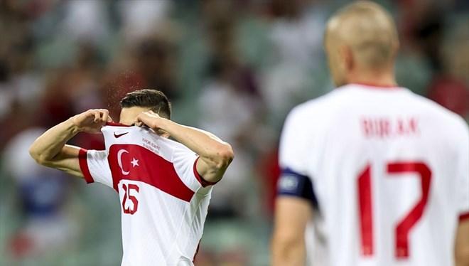 A Milli Takım EURO 2020'ye İsviçre yenilgisiyle veda etti