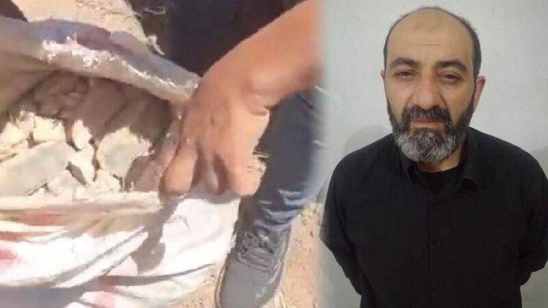 Türkiye'ye saldırı hazırlığındaki DEAŞ'lı Halep'te yakalandı