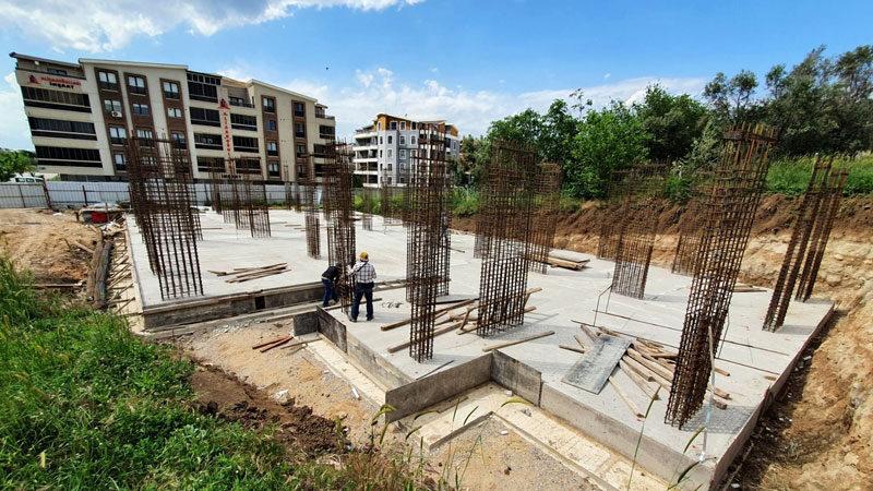 Osmangazi'de yatırımlar hız kesmiyor