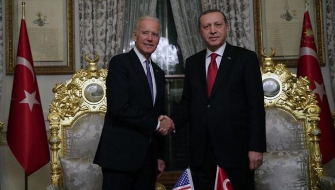 Cumhurbaşkanı Erdoğan, ABD Başkanı Biden ile görüşecek