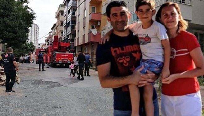 Kundakçı koca dehşeti! 7 yaşındaki Kerem de hayatını kaybetti