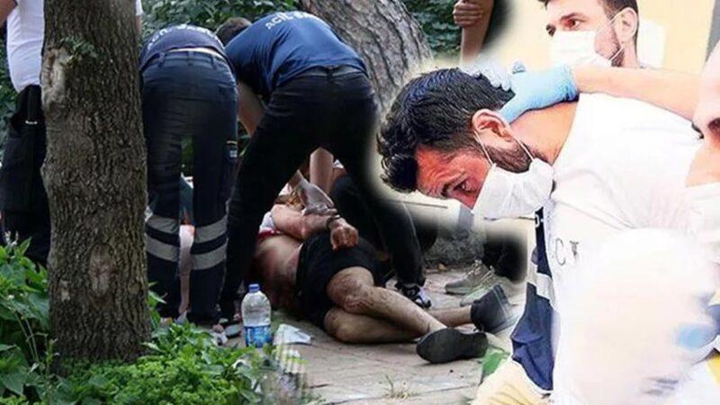 Maçka parkında doktorun boğazını kesmişti… Tahliye edildi