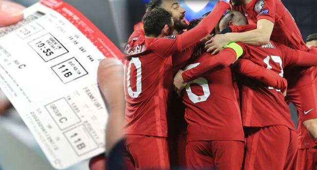 Bakü'deki milli maça büyük ilgi! Uçak biletleri tükendi