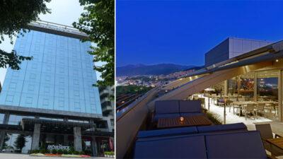 Bursa'nın yeni oteli! Mövenpick zamanı
